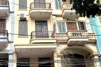 Cần cho thuê nhà mặt ngõ 124 Hoàng Ngân 5 tầng, nội thất đẹp