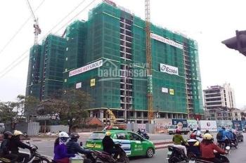 Chuyển nhượng chung cư Hoàng Huy, Đổng Quốc Bình, Lạch Tray, DT: 52 - 62m2, giá: 760 triệu/ căn