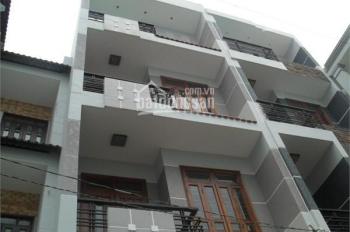 Bán nhà 1 trệt, 3 lầu, cuối đường Hương Lộ 2, gần chợ Mỹ Nga Bình Tân. LH 0904.539.525