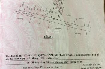 Bán lô đất MT hẻm 1135 Huỳnh Tấn Phát, Phú Thuận, q7 DT 5x17.5m