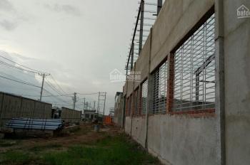 Kho xưởng 1700m2, nằm trong KCN Long An