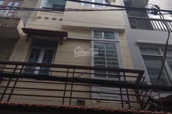 Mặt tiền đường Võ Văn Kiệt, P. Nguyễn Thái Bình, Q. 1, diện tích: 6,5mx18m, trệt + 3 lầu