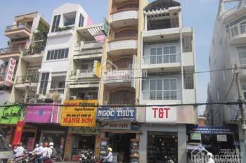 Cần bán gấp nhà mặt phố Ngô Thị Thu Minh ngay Lê Văn Sỹ, Q. Tân Bình, DT: 4.1x20m, 3 lầu