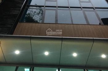 Bán nhà mặt ngõ 4 Phương Mai, DT 50m2 xây 6 tầng thang máy, ngõ rộng 5m, 2 mặt thoáng giá 10,6 tỷ