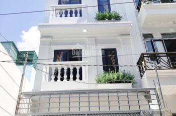 Bán nhà hẻm xe tải đường Phạm Văn Chiêu, p9, Gò Vấp 4x14m, nhà 1 trệt 3 lầu giá 5 tỷ 850 TL giá tốt
