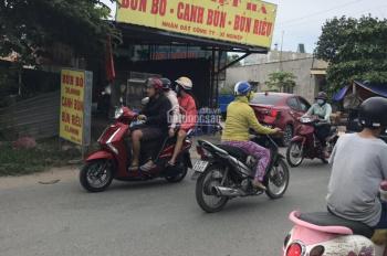 Bán nhà đường Mặt tiền đường Đặng tHúc Vịnh, xã Đông Thạnh, Hóc Môn DT 5,1x50