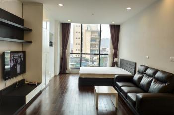 Căn hộ studio cao cấp Lancaster nhà đẹp mới, vị trí trung tâm. LH: 0913320000