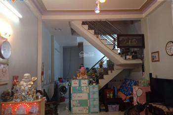 Nhà HXH 8/ Đường Số 2. p.Bình Hưng Hòa A. dt 4x10,4m. 1 lầu. Giá 3,55 tỷ