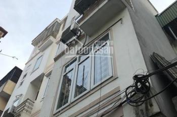 Cho thuê nhà 31m2, 3PN, 4 tầng, đầy đủ tiện nghi tại 208, Tam Trinh, Yên Sở, Hà Nội