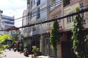 Nhà 2 lầu MTNB số 3/ Thành Thái Q.10, gần 3/2 *(55m2).