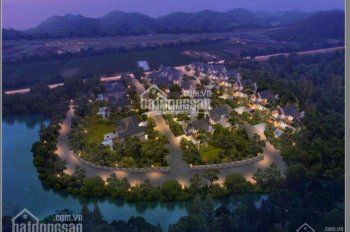 Biệt thự Lucky Hill đối diện Xanh Villa, công nghệ cao Hòa Lạc, giá chỉ 8tr/m2. LH: 0971254586