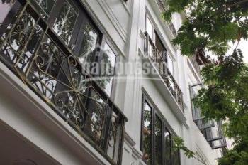 Bán nhà 35m2*5T xây mới, phố Ngũ Nhạc, Hoàng Mai, ô tô cách nhà 10m, giá 2,03 tỷ, LH 0973883322