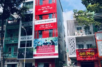 Bán nhà góc 2 mặt tiền đường lê hồng Phong, P10, Q10, DT: 4.4 x 16m giá bán 23 tỷ.