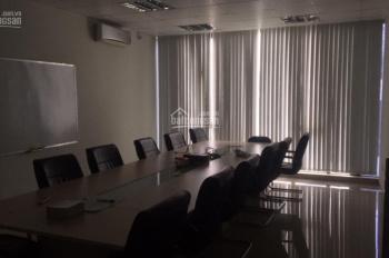 Cho thuê Tòa nhà Văn Phòng Quận Tân Bình 256m² hầm, 5 lầu thang máy giá 250tr/tháng