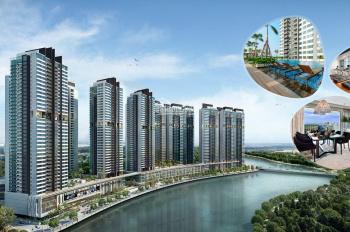 Thu hồi vốn bán nhanh căn The View 125m2, 3PN, lầu 20, nhận nhà ở luôn, view sông LH 0909218885