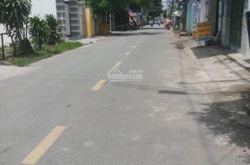 Cô Yến bán lô đất 80m2 mặt tiền kinh doanh buôn bán đường Nguyễn Văn Quá - Quận 12, giá 1.2 tỷ