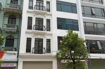 Chính chủ cho thuê nhà 7 tầng mặt phố Mễ Trì Thượng, có thang máy, giá 38 tr/th, 0934455563