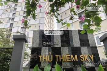 Cho thuê căn hộ Thủ Thiêm Sky, Thảo Điền, 2PN, full nội thất, giá 12 triệu/tháng. LH 0909527929