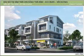 Bán nhà phố góc 100m2, view clubhouse, trường học, Ecopark Ecorivers Hải Dương. LH: 0969648158