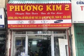 Cần bán nhà mặt phố Nguyễn Công Trứ