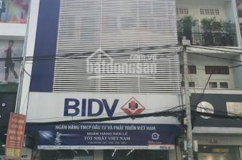 Cho Thuê nhà MT Ngô Thị Thu Minh, khu kinh doanh buôn bán sầm uất, DT: 8.6m x 17.3m, 4 lầu, 100tr/t