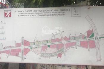Bán nhà mặt đường Hàng Kênh, 60m2, giá 7,6 tỷ