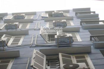 Bán chung cư mini tự xây 102m2 Triều Khúc 5T, mặt ngõ thông, doanh thu 40 tr/tháng, giá 5.25 tỷ