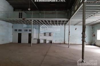Cho thuê nhà xưởng 256m2, Tân Hòa Đông, Bình Tân, 25 triệu/ tháng