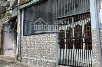 Bán nhà HXH, đường 17 Linh Trung Thủ Đức. DT 5,4x12m, 1 trệt 1 lửng. Giá chỉ 2,7t. LH 0902067323
