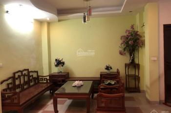 Cho thuê nhà mặt ngõ 137 Nguyễn Ngọc Vũ, đủ đồ, giá 10 tr/tháng. LH: 0913.951.160