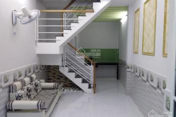 Bán nhà SHR 3,7x9 (33m2) giá 970TR Đ.Nguyễn Thị Huê, Ấp Hậu Lân gần bến xe An Sương LH: 0938704502