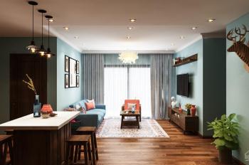 Bán căn hộ 104m2 thông thủy 3PN, 2WC, 2 ban công Đông Nam The Golden Palm. LH: 0886609579
