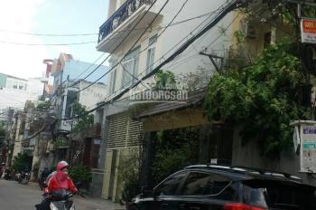 Nhà MT Nguyễn Trọng Tuyển gần ngã tư Phú Nhuận, DT 5x20m, 4 lầu hẻm hậu. Giá 22,7 tỷ, LH 0934078586