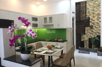 Nhà phố SHR, Tô Ngọc Vân, Q. 12, 1 trệt 1 lửng 2 lầu 220m2, đường xe hơi 7m, LH: 0903056457