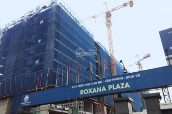 Bán gấp căn hộ Roxana Plaza MT Quốc lộ 13, đối diện bệnh viện Hạnh Phúc, căn 2PN, giá 1.2 tỷ