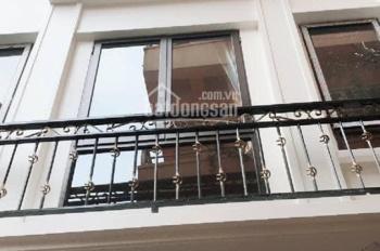 Bán nhà riêng Tô Hiệu- Hà Đông, 39m2*4Tầng, ngõ thông thoáng, hai mặt ngõ, gần chợ Hà Đông