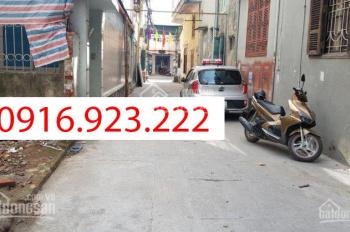 Tôi cần bán gấp mảnh đất Tô Hiệu - phường Nguyễn Trãi (32m2), mặt ngõ rộng 4m, oto chạy qua.