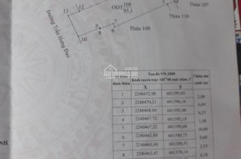 Nhà đất trên đường Trần Hưng Đạo - Vân Giang - Tp Ninh Bình