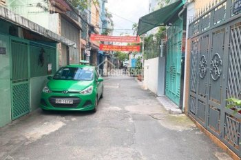 Bán gấp nhà hẻm xe hơi 40/36 trần Quang Diệu, P14, Quận 3, DT 4.9X14.5m, trệt 2 lầu, 11.8 tỷ TL