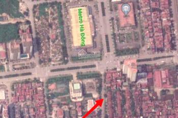Cho thuê nhà tập thể tầng 1, kinh doanh được, cách Metro Hà Đông 200m, 4.5tr/tháng
