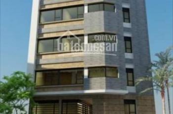 Cho thuê nhà mặt phố Trần Đại Nghĩa mặt tiền 9m, 65m2x7 tầng,có thang máy, Giá 38 triệu/tháng