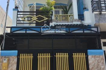 Nhà lầu DT 4x16m (3PN) hẻm Xuân Thới 2, gần UB xã Xuân Thới Đông, Hóc Môn