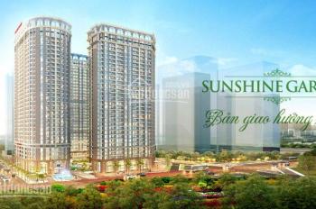 Bảng hàng các căn ngoại giao tháng 7 chủ đầu tư Sunshine Garden chỉ từ 28 tr/m2, chiết khấu 200tr