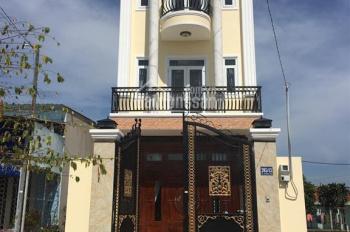 Nhà 2 lầu DT 5x25m, đường thông 8m, xã Xuân Thới Đông, Hóc Môn