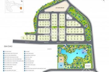 Bán biệt thự Vinhomes Green Vilas Smart City Tây Mỗ, Hà nội: Một số lô suất ngoại giao 0941 063 783