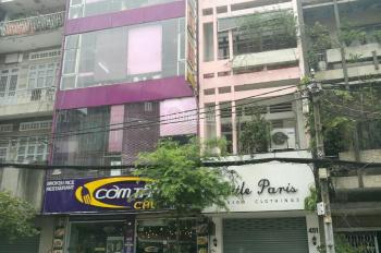 Bán nhà mặt tiền Đặng Văn Ngữ, Q. Phú Nhuận, DT 3,5x20m.GPXD: Hầm, lửng, 4 tầng giá chỉ 13,8 tỷ