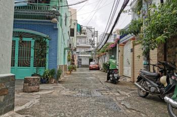 Bán nhà xe hơi đậu tận nhà 153  Nguyễn Thượng Hiền, P6, Bình Thạnh.