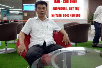 Cho VINMART thuê shop 65m, 86m, 98m mặt sảnh chung cư gần Times City