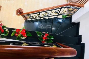 Bán gấp nhà mặt tiền Nguyễn Lâm, Phú Nhuận, 75m2, giá rẻ 6,2 tỷ, TL