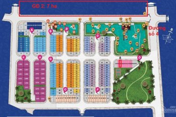 Bán nhanh nhà phố Sim City Quận 9 căn sân thượng đường lớn, giá từ 4.5 tỷ